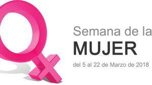 Semana de la Mujer en Villanueva de Alcardete - 2018